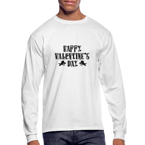 vALENTINE - Men's Long Sleeve T-Shirt