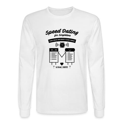 Singletons - Men's Long Sleeve T-Shirt