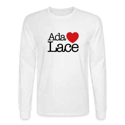 Ada Lovelace - Men's Long Sleeve T-Shirt