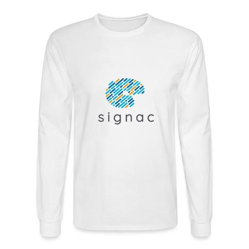 signac - Men's Long Sleeve T-Shirt