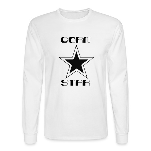 Cornstar - Men's Long Sleeve T-Shirt
