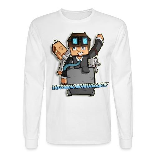 Team TDM - Men's Long Sleeve T-Shirt