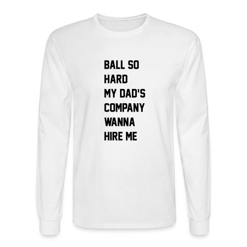 ni__asinparis - Men's Long Sleeve T-Shirt