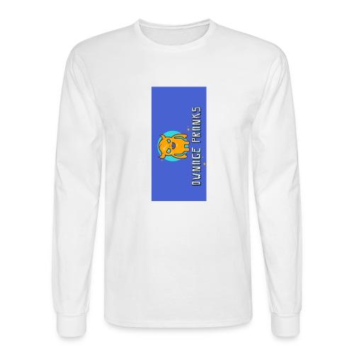 logo iphone5 - Men's Long Sleeve T-Shirt