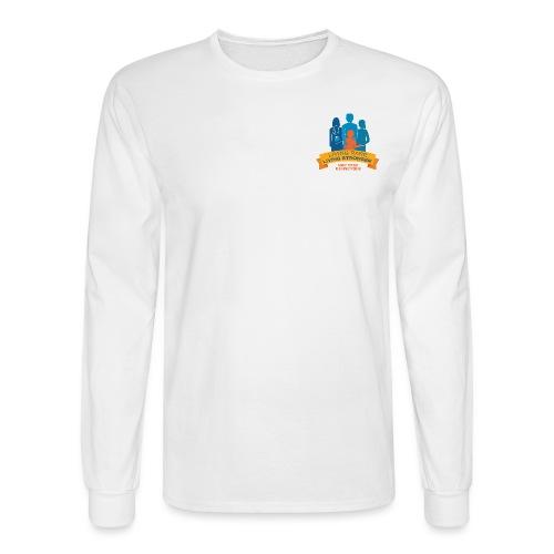 Living Rare, Living Stronger 2021 - Men's Long Sleeve T-Shirt