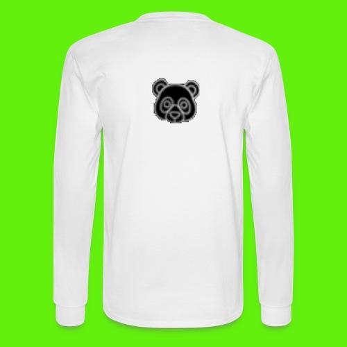 Giant Panda - Men's Long Sleeve T-Shirt