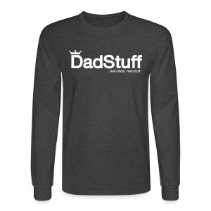 Dadstuff Full Horizontal - Men's Long Sleeve T-Shirt