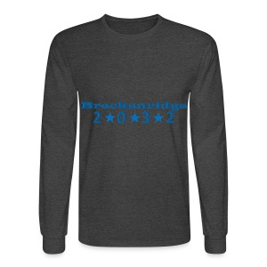Red 2032 - Men's Long Sleeve T-Shirt