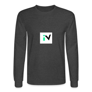 Isaac Velarde merch - Men's Long Sleeve T-Shirt