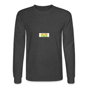 Tap the frog - Men's Long Sleeve T-Shirt