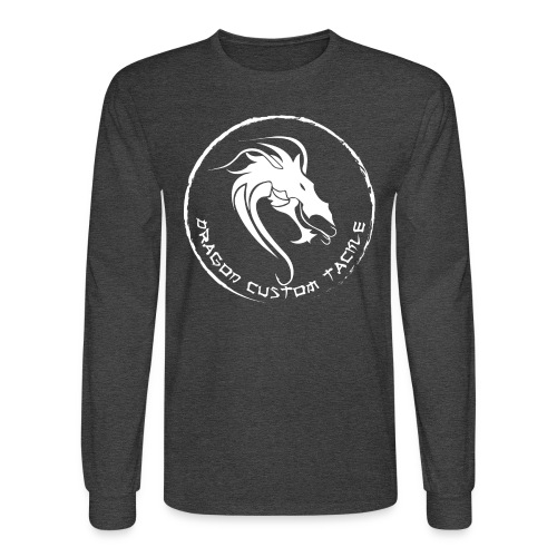 Dragon Custom Tackle Fall Clothing - Men's Long Sleeve T-Shirt