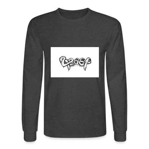beast shirt - Men's Long Sleeve T-Shirt