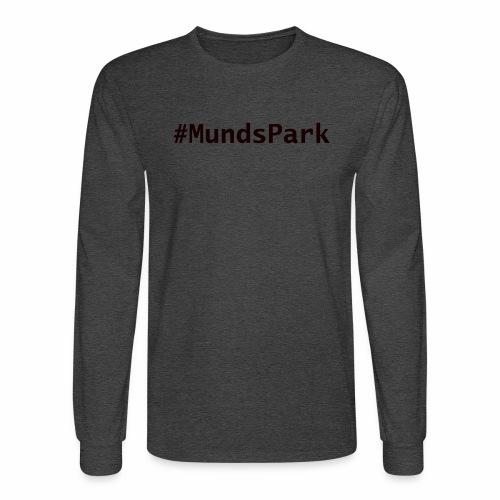 #MundsPark - Men's Long Sleeve T-Shirt