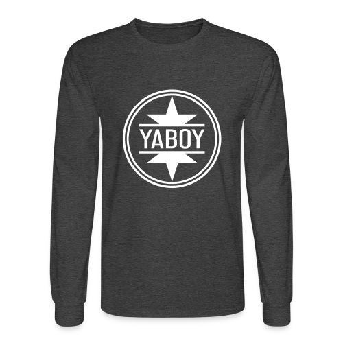 YaBoyLogo - Men's Long Sleeve T-Shirt