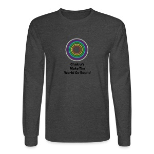 Chakra - Men's Long Sleeve T-Shirt