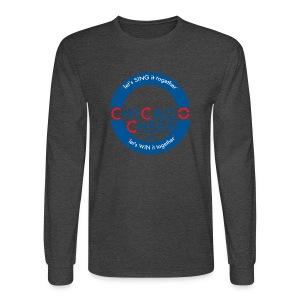 ChicagoCheer.Com - Men's Long Sleeve T-Shirt