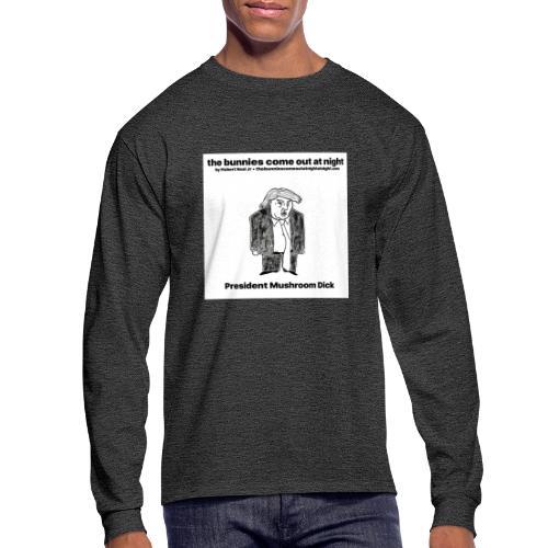 tbcoan Mushroom Dick - Men's Long Sleeve T-Shirt