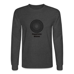 Happiness Within - Men's Long Sleeve T-Shirt