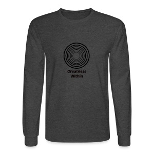 Greatness Within - Men's Long Sleeve T-Shirt