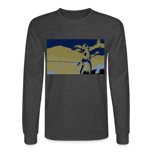 Renamon - Men's Long Sleeve T-Shirt