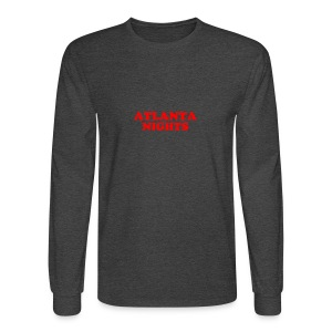 ATL NIGHTS - Men's Long Sleeve T-Shirt