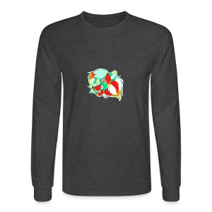 Psychedelic Lion - Men's Long Sleeve T-Shirt