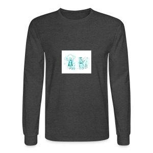 TEST DESIGN - Men's Long Sleeve T-Shirt
