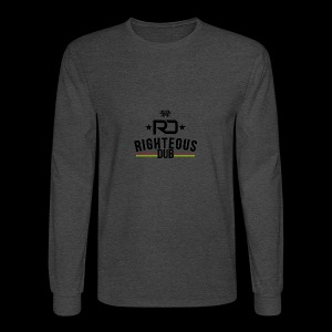Righteous Dub Logo - Men's Long Sleeve T-Shirt