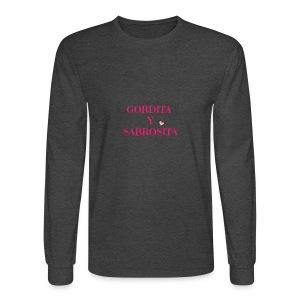 GORDITA Y SABROSITA - Men's Long Sleeve T-Shirt