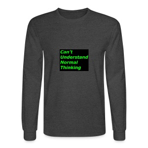 what C*** stands for - Men's Long Sleeve T-Shirt