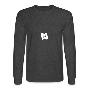 Nexa Logo - Men's Long Sleeve T-Shirt