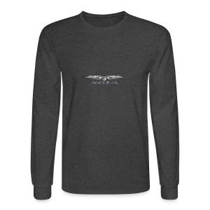 agla_t_shirt_bw - Men's Long Sleeve T-Shirt