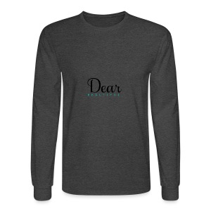 Dear Beautiful Campaign - Men's Long Sleeve T-Shirt