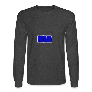 youtubebanner - Men's Long Sleeve T-Shirt