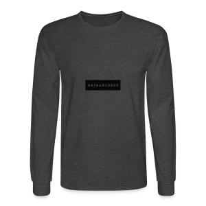 nathancdoee logo - Men's Long Sleeve T-Shirt