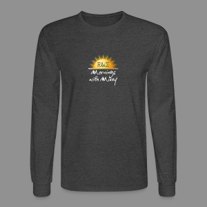 MWM Logo - Men's Long Sleeve T-Shirt