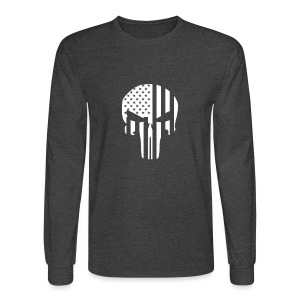 punisher - Men's Long Sleeve T-Shirt