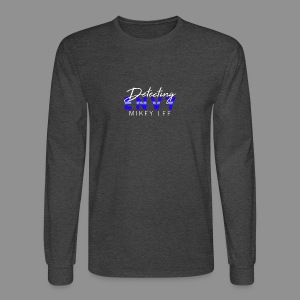 DETECTING ENVY TITLE - Men's Long Sleeve T-Shirt