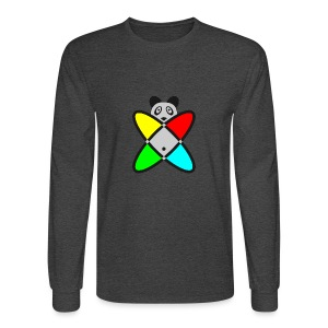 SCIENCE PANDA - Men's Long Sleeve T-Shirt