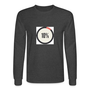 10% Album - Men's Long Sleeve T-Shirt