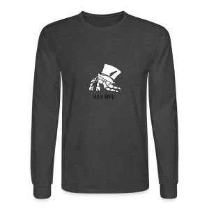 SocialHermit - Men's Long Sleeve T-Shirt