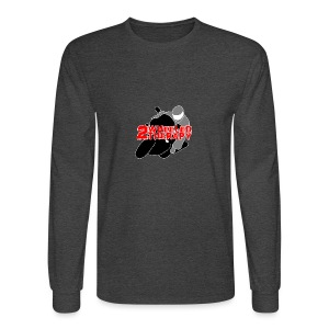 2 Wheeled Thereapy - Men's Long Sleeve T-Shirt