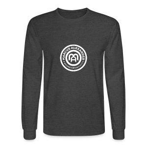 Marcus Alexander Official Logo - Men's Long Sleeve T-Shirt
