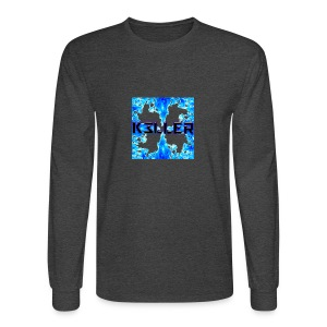 My Main Logo - Men's Long Sleeve T-Shirt