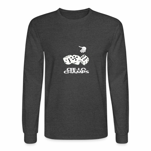 GrimeyToof Cee-lo Champs - Men's Long Sleeve T-Shirt