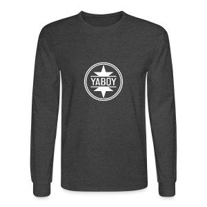 YaBoyLogo - Men's Long Sleeve T-Shirt