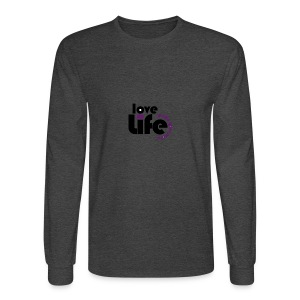 Love Life - Men's Long Sleeve T-Shirt
