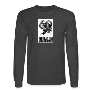 Fight the Black Snake NODAPL - Men's Long Sleeve T-Shirt