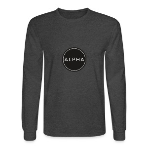 alpha team fitness - Men's Long Sleeve T-Shirt