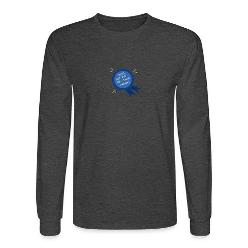 Regret - Men's Long Sleeve T-Shirt